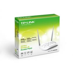 ACCESS POINT TP-LINK TL-WA801ND INALAMBRICO N 300MBPS,2 ANTENAS 4DBI