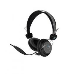DIADEMA ACTECK CRYSTAL AF-540 ON-EAR HI-FI CON MICROFONO (LVAM-005)