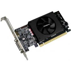 TARJETA DE VIDEO GIGABYTE GV-N710D5-2GL GEFORCE GT 710 2GB(DDR5) 64BITS,