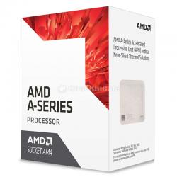 PROCESADOR AMD A8 9600, 4 NUCLEOS 3.4GHZ TURBO, 65W, SOCKET AM4