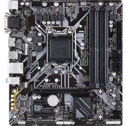 TARJETA MADRE GIGABYTE B360M DS3H INTEL 1151 8A. GENERACION /4 X DDR4/ VGA / DVI / HDMI /4 X USB3.1