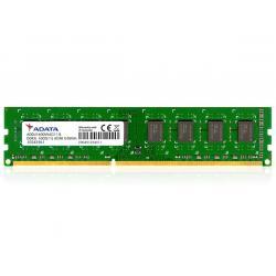 MEMORIA RAM DIMM ADATA 4GB DDR3L 1600MHZ BAJO VOLTAJE ADDU1600W4G11-S