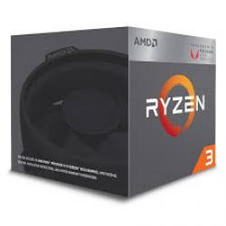 PROCESADOR AMD RYZEN 3 2200G 3.5GHZ 65W SOCKET AM4 WRAITH STEALTH