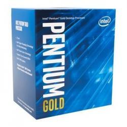 PROCESADOR INTEL PENTIUM GOLD G5400 8VA DUAL CORE 3.70GHZ SOCKET 1151 (BX80684G5400)