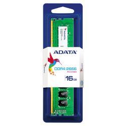 MEMORIA RAM DDR4 ADATA 16GB 2666 MHZ UDIMM (AD4U2666316G19)