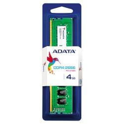 MEMORIA RAM DIMM ADATA PREMIER 4GB DDR4 2666MHZ CL19 (AD4U2666J4G19)