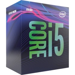 PROCESADOR INTEL CORE I5 9400 2,9GHZ 9MB 65W SOC1151 9TH GEN (BX80684I59400)