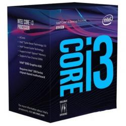 PROCESADOR INTEL CORE I3-8100 3.6 GHZ SOCKET 1151 (8VA)