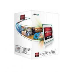 PROCESADOR AMD A4 4000 APU 3.2GHZ MAX TURBO 1MB CACHE FM2 (AD4000OKHLBOX)