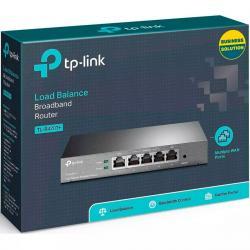 BALANCEADOR DE CARGA TP-LINK TL-R470T+ 1 A 4 WAN 1 A 4 LAN