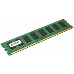MEMORIA RAM CRUCIAL DDR4 4GB UDIMM (CT4G4DFS824A)