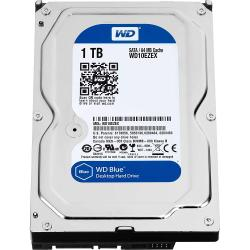 DISCO DURO INTERNO PC WESTER DIGITAL BLUE 1TB SATA 3.5 WD10EZEX