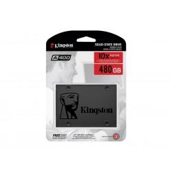 DISCO DURO SOLIDO SSD KINGSTON 480GB A400 2.5 SATA3 7MM LECT 500/ESCR 450MBS (SA400S37/480G)