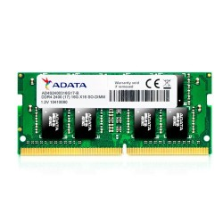MEMORIA DDR4 ADATA 4GB 2400MHZ SODIMM (AD4S2400J4G17-S)