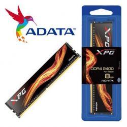 MEMORIA RAM ADATA DIMM DDR4 XPG FLAME 8GB 2400 MHZ (AX4U240038G16-SBF)