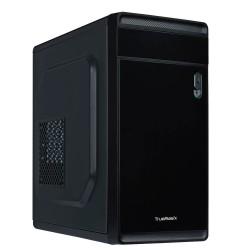 GABINETE TRUEBASIX MICRO ATX MINI ITX 500W (TB-9248639) DELTA ATX FUENTE DE 500 W NEGRO