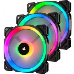 CORSAIR LL SERIES CO-9050072-WW/RF LL120 RGB, 120MM DUAL LIGHT LOOP RGB LED PWM