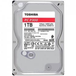 DISCO DURO INTERNO PC TOSHIBA 1TB P300 7200RPM 3.5 (HDWD110UZSVA)