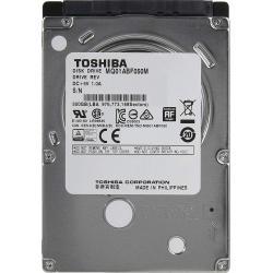 DISCO DURO INTERNO LAPTOP TOSHIBA 500GB SATA 2.5 3 AÑOS GARANTIA (MQ01ABF050M)
