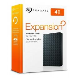 DISCO DURO EXTERNO SEAGATE 4TB USB 3,0 NEGRO (STEA4000400)
