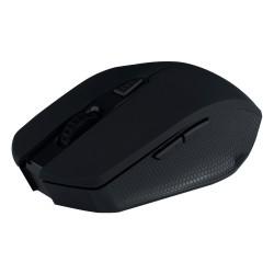 ACTECK MOUSE OPTICO INALAMBRICO USB 2.4G/1600 DPI/BOTONES AVANCE-RETROCESO/NEGRO LUX M120 (AC-924023)