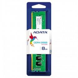 MEMORIA RAM UDIMM ADATA PREMIER 8GB DDR4 2666MHZ (AD4U266638G19-S)