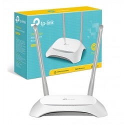 ROUTER INALAMBRICO TP-LINK-N300 2 ANTENAS-WSP TL-WR850N