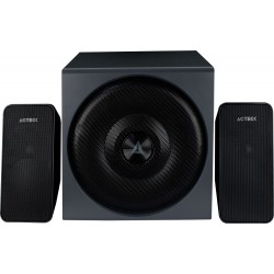 BOCINA ACTECK 2.1, BT WIRELESS, 20W RMS 52110 (AC-922920)