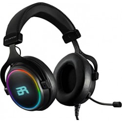 BALAM RUSH SPECTRUM AUDIFONOS (ON-EAR) GAMING/USB/7.1 CANALES/RGB/MICROFONO/NEGRO/ ORPHIX (BR-922982)