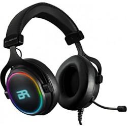 BALAM RUSH SPECTRUM AUDIFONOS (ON-EAR) GAMING/USB/7.1 CANALES/RGB/MICROFONO/NEGRO/ ORPHIX (BR-922982)