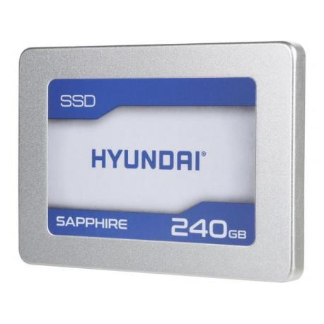 DISCO DE ESTADO SOLIDO SSD HYUNDAI 240GB SSD 2.5 SATA III