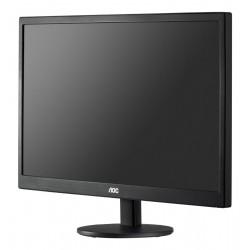 MONITOR LED AOC 19.5 NEGRO HDMI VGA RESOLUCIÓN 1600 X 900 (E2070SWHN)
