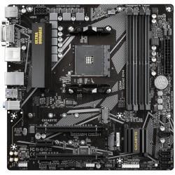TARJETA MADRE GIGABYTE B550M DS3H SUPPORTS ONLY 3RD GEN AMD RYZEN (B550M DS3H)