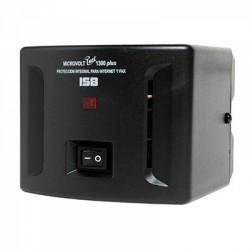 REGULADOR SOLA BASIC DN-21-132 INETPLUS 1300VA/750W/8 CONT/PLASTICO/TV