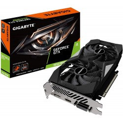 TARJETA DE VIDEO GIGABYTE GEFORCE GTX 1650 SUPER WINDFORCE OC 4GDDR6 1DP 1HDMI 1DVI (GV-N165SWF2OC-4GD)