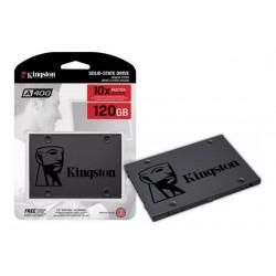 UNIDAD SSD KINGSTON 120GB SATA 3 2,5 550-350 MB-S R-W (SA400S37/120G)