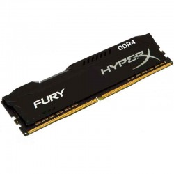 MEMORIA RAM DIMM KINGSTON HYPER X 8GB DDR4 2666MHZ CL16 288PIN HX426C16FB3/8