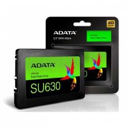DISCO DE ESTADO SOLIDO SSD ADATA SU630 960GB SATA III 2.5 (ASU630SS-960GQ-R)
