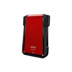 GABINETE ADATA PARA SDD Y HDD ROJO 2.5 (AEX500U3-CRD)