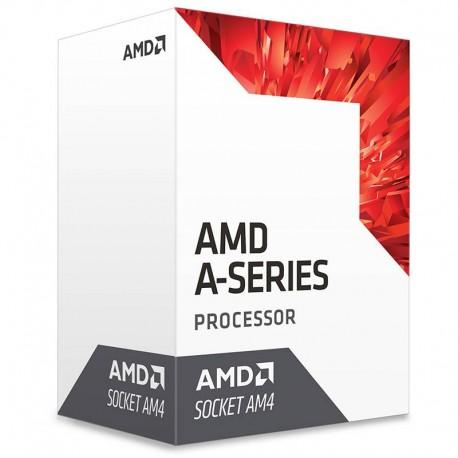 PROCESADOR AMD A6 9500E, 3.5GHZ 3.8GHZ TURBO, 65W, SOCKET AM4