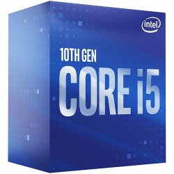 PROCESADOR INTEL CORE I5 10400 2.9GHZ 12MB 65W SOC1200 10TH GEN (BX8070110400)