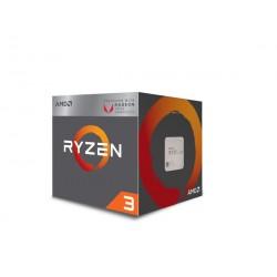 PROCESADOR AMD RYZEN 3 2200G, WS 3.5GHZ 65W SOCAM4 RADEON RX VEGA (YD2200C5FBBOX)